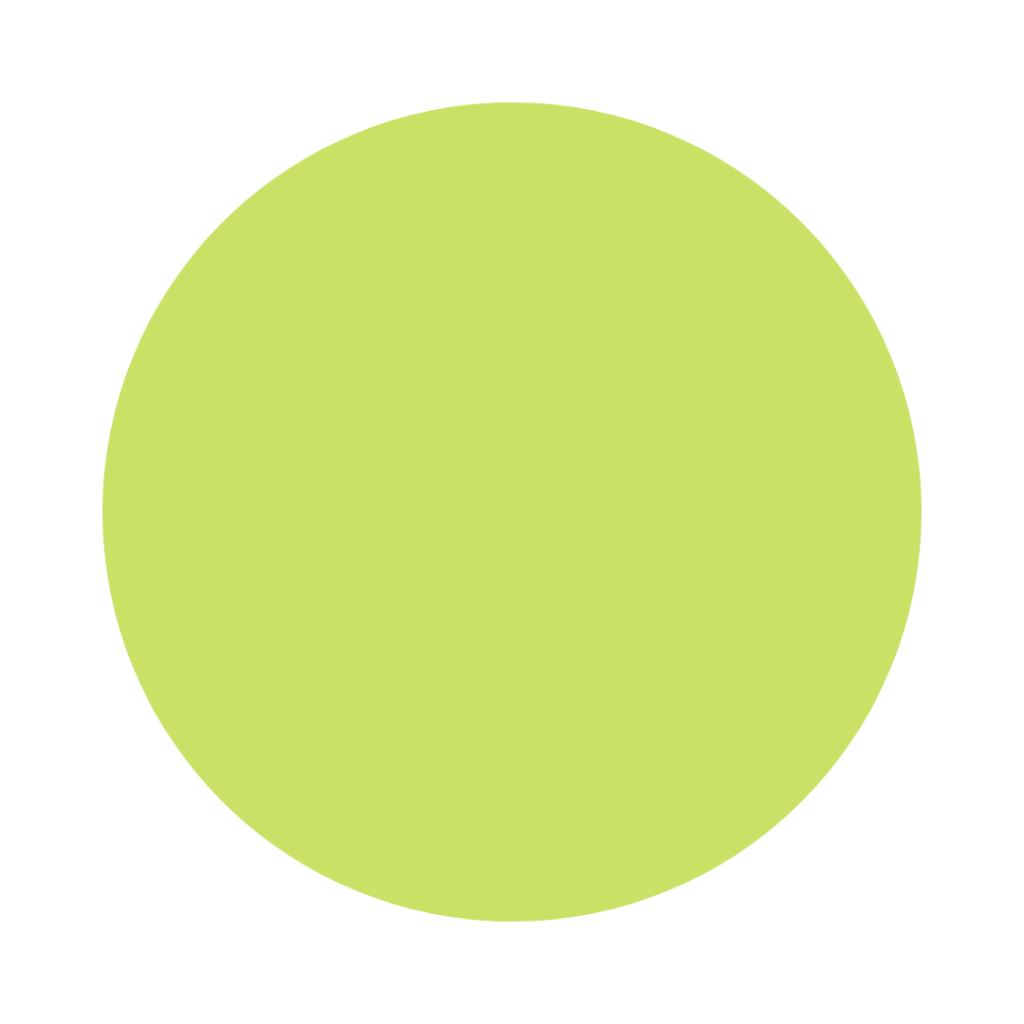grüner Kreis